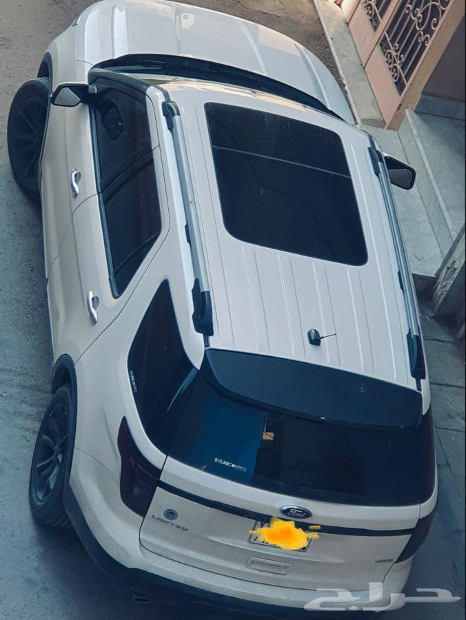 فورد إكسبلور ليمتد 2013 للبيع