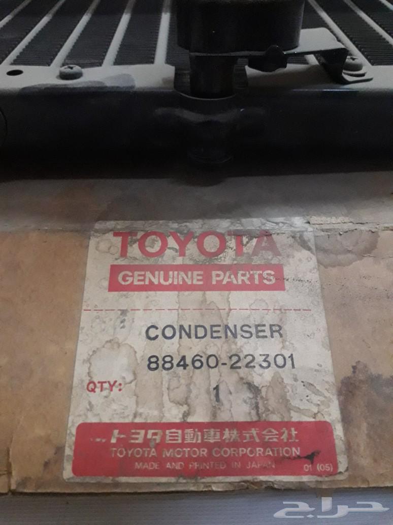 لديتر مكيف كرسيدا تايوتا اصلى