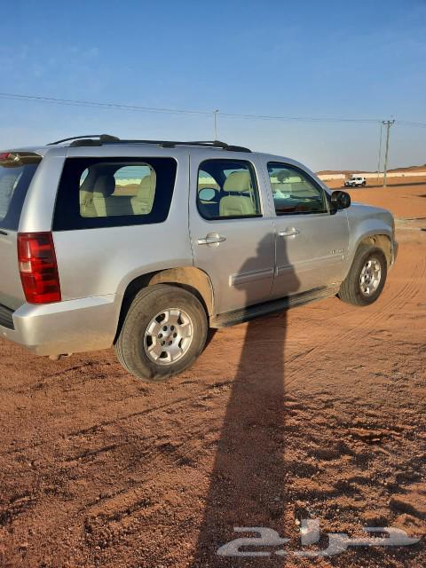 للبيع تاهو مديل 2011 ماشي 126 الاف دبل ثا
