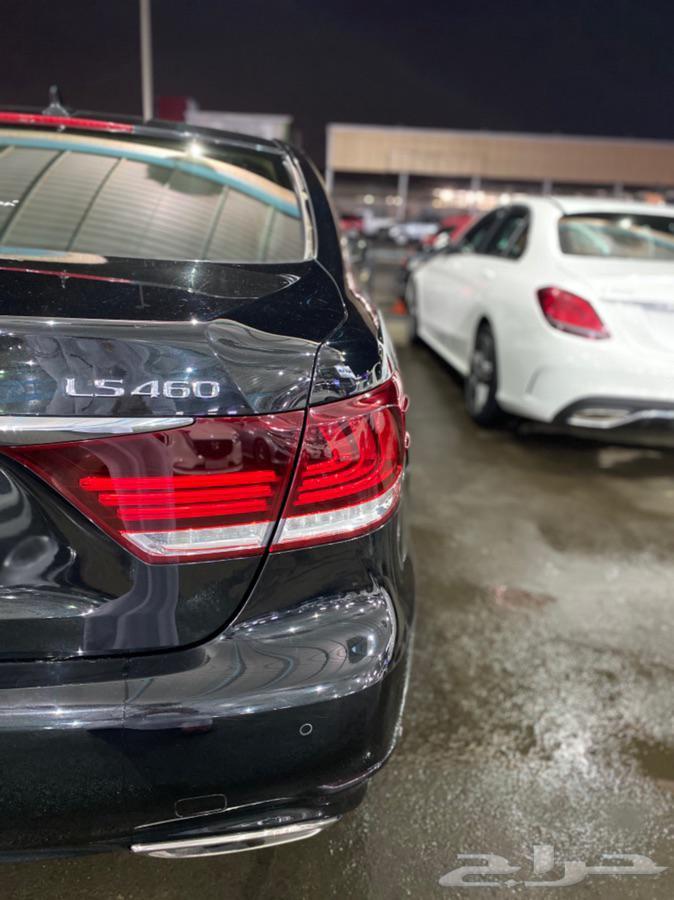 لكززس LS460L 2013 سعودي