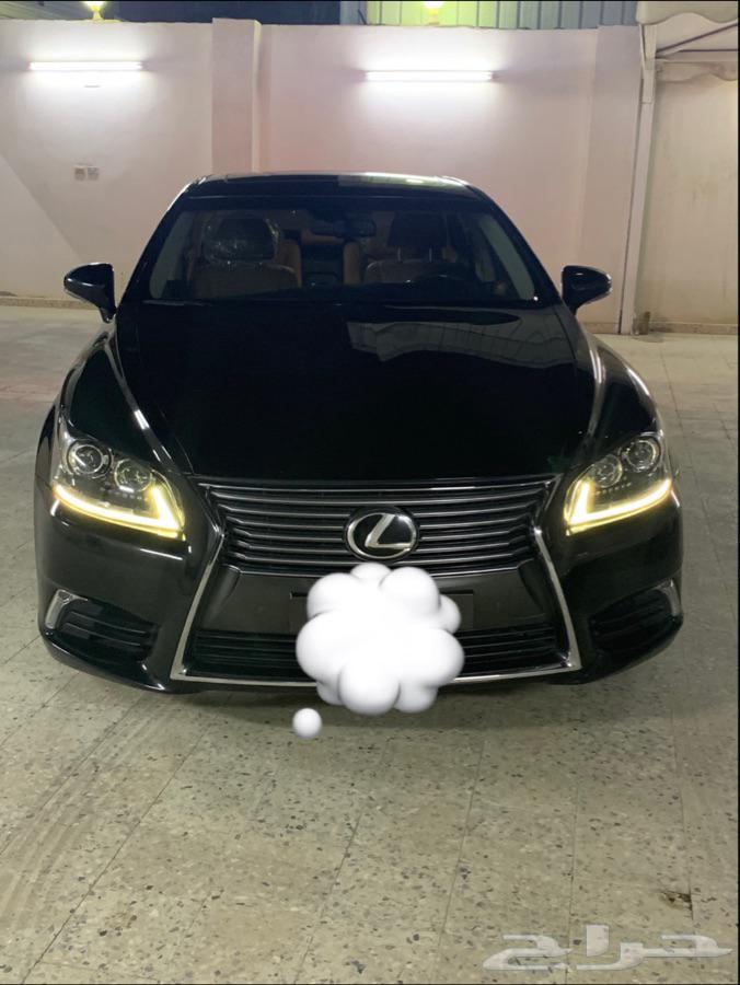 لكزس LS 2016 سعودي