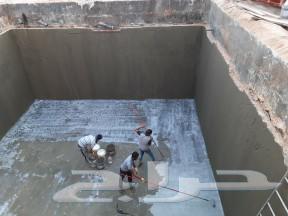 كشف تسريب المياه والعوازل المائية والحرارية