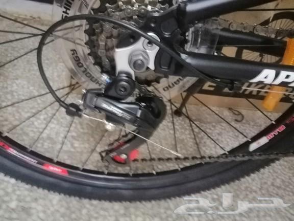 سيكل قابل للطي يتصفط دراجة اباتشي APACHE
