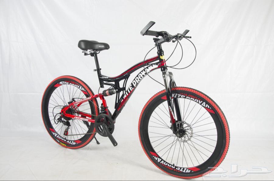 دراجات هوائيه بجميع انواعها
