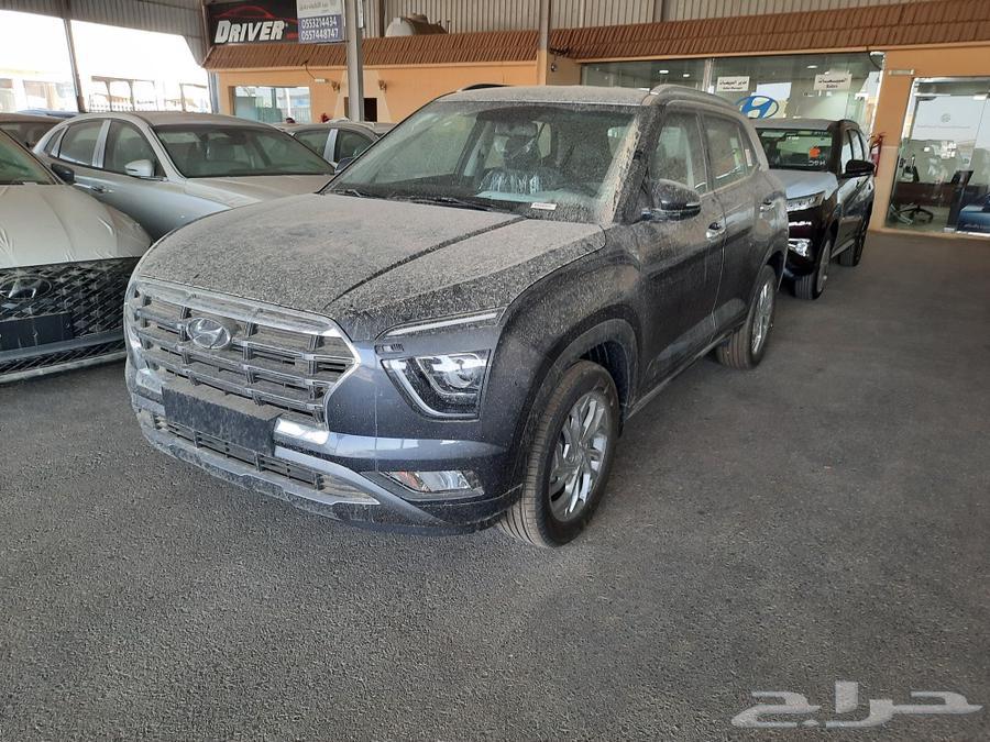 هونداي كريتا 1500 سي سي موديل 2021