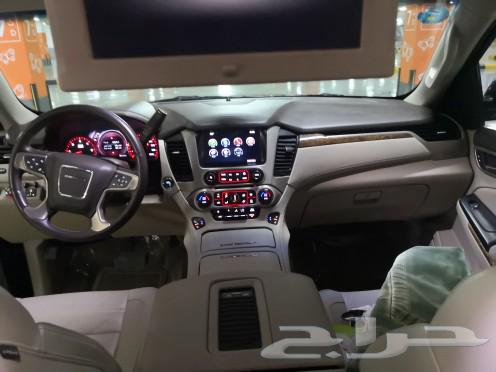 دينالي سعودي 2016 نظيف جدا (الجميح) اسود ملكي