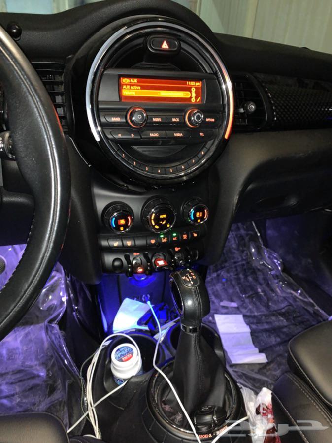 ميني كوبر 2015 S