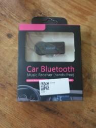 جهاز بلوتوث AUX للسيارات والوسائط المتعددة