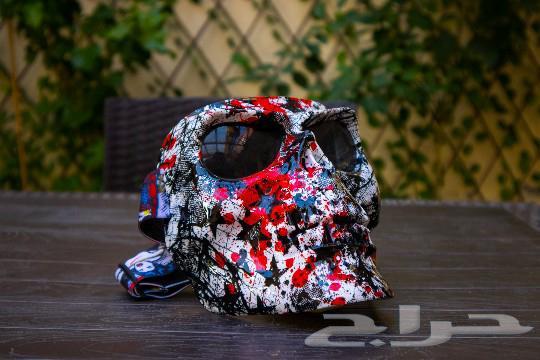 اقنعة بقي جمجمة Skull Mask