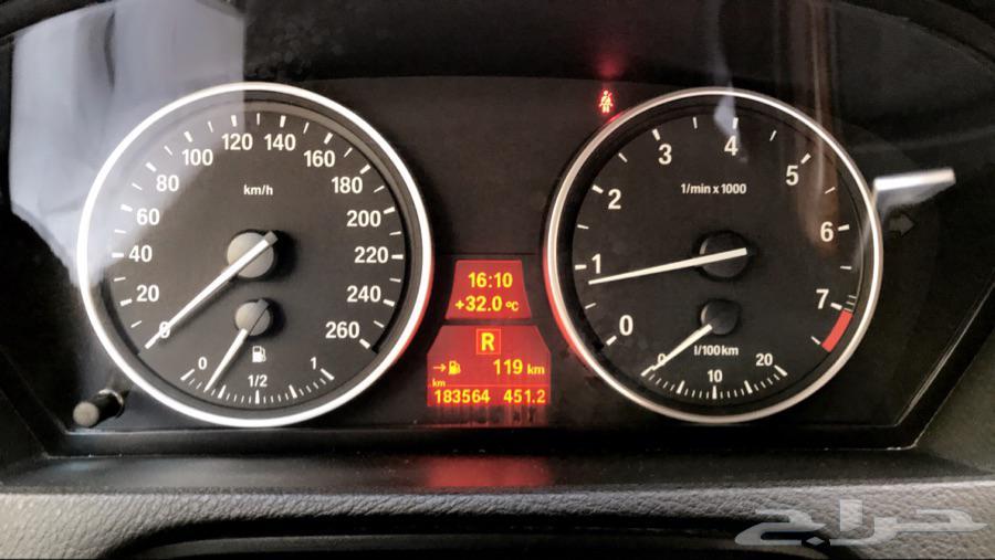 بي ام دبليو x5 مويل 2011