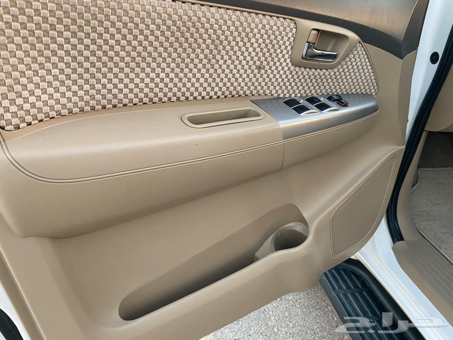 فورتونر 2013 4 سلندر دبل سعودي( تم البيع)