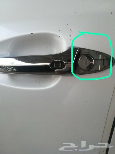 غطاء قفل مفتاح كيلون باب لكزس كفر ديكور