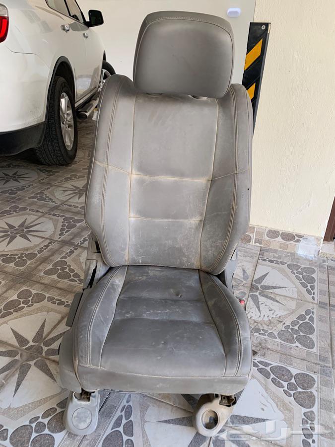كرسي  مقعد راكب دودج دورانجو جلد