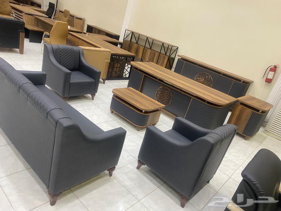 اثاث مكتبي-عالم القلعه