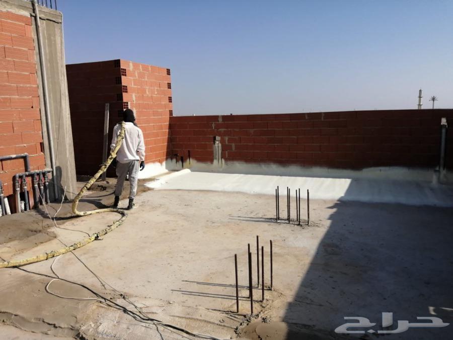 شركة تنظيف وعزل خزانات عزل اسطح مكافحة حشرات لحام خزان فايبر