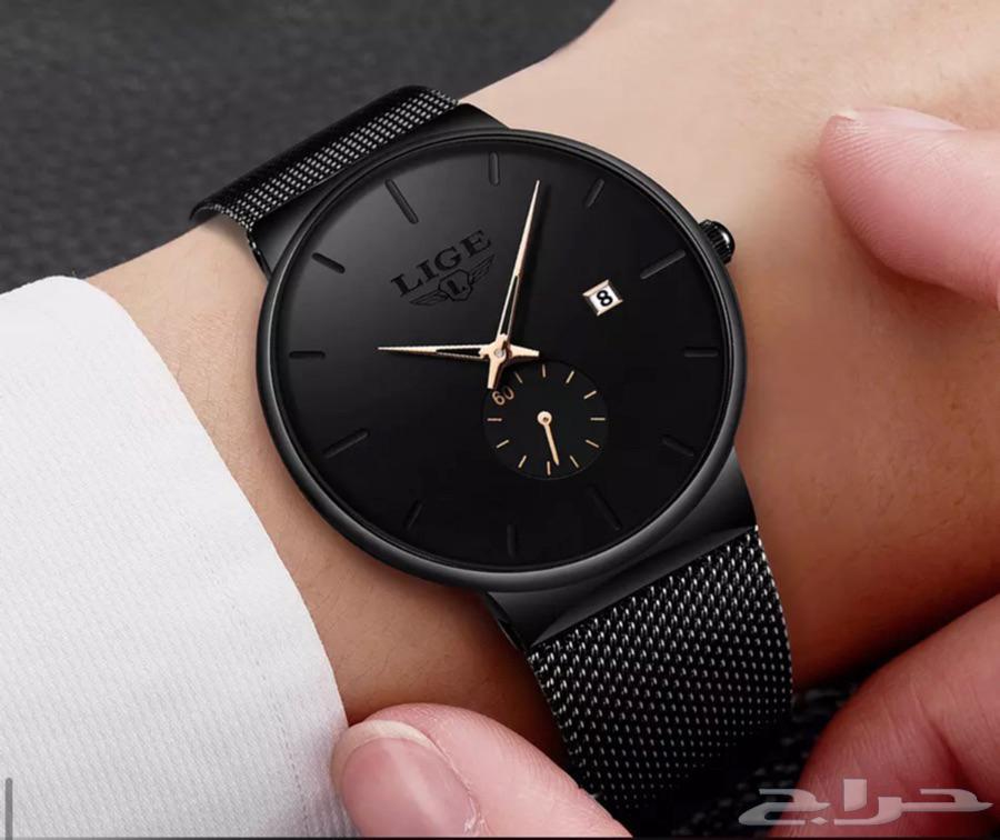 ساعات سويسرية مميزة وجذابة من شركة lige