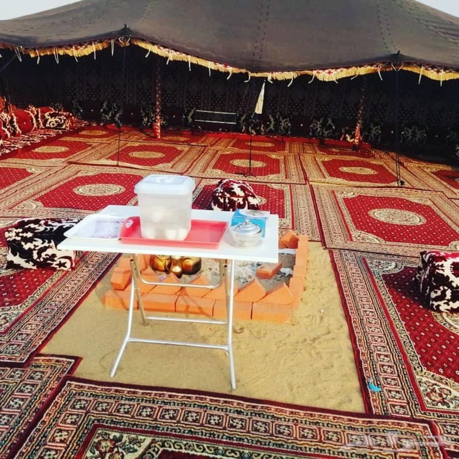 مخيم VIP للايجار