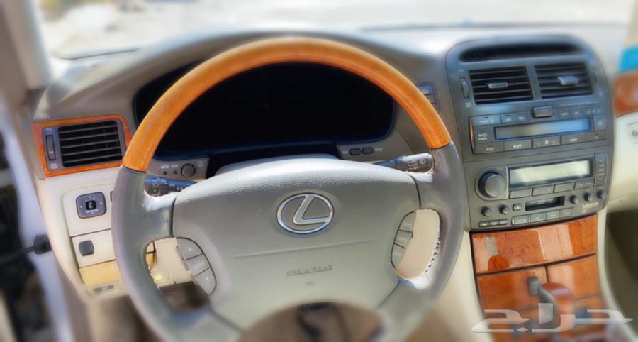 لكزس 340 موديل 2003 للبيع