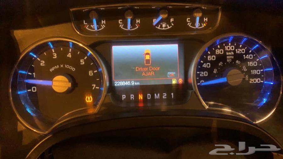 فورد F150 2012 فل كامل