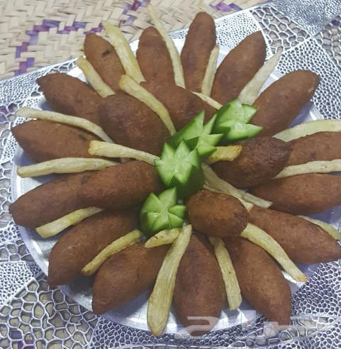 آكلات شعبية وعربية من مطبخ إمكانون