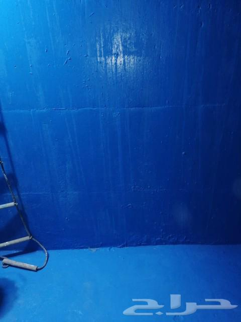 كشف تسربات المياه عزل خزانات فاتوره مرتفعه