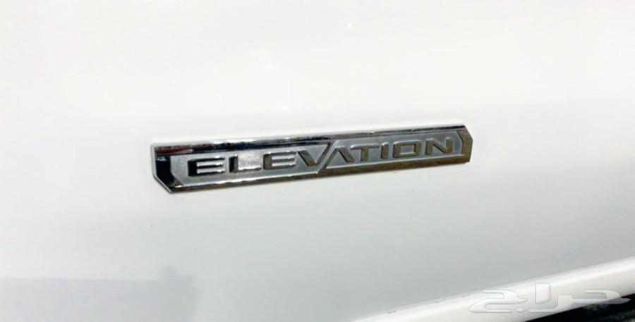 جي ام سي سييرا - غمارتين - Elevation 2019 ( تم البيع)
