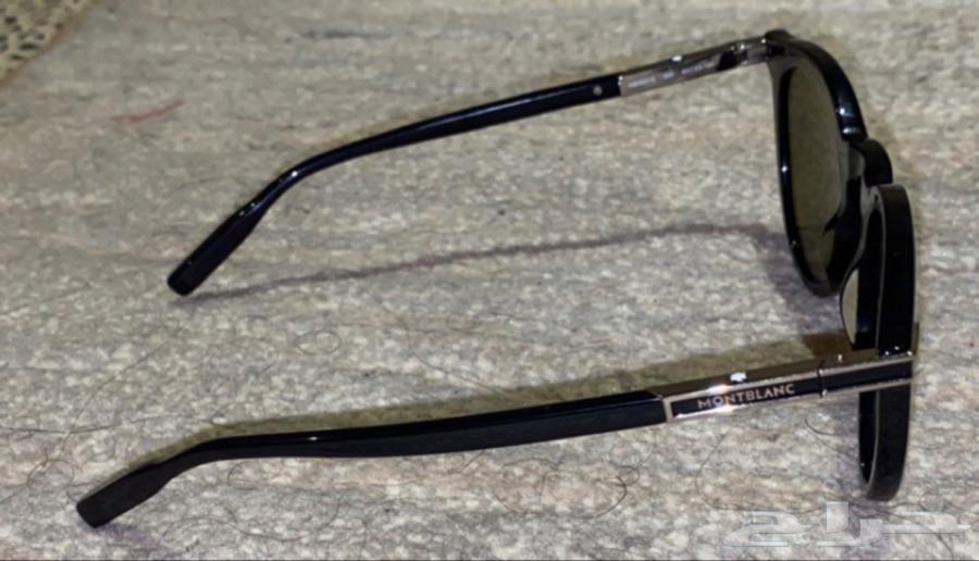 نظارة شمسية مونت بلانك (اصلية)
