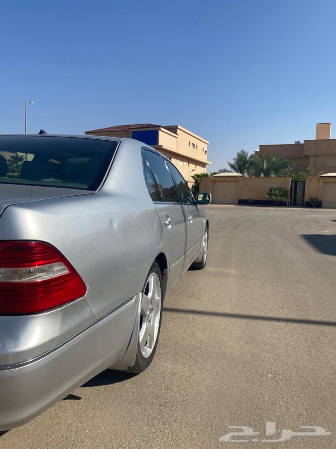 لكزس 430 ربع الترا امريكي محول خارجي سعودي
