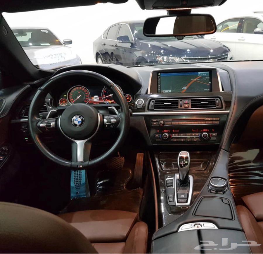 BMW 640i 2015