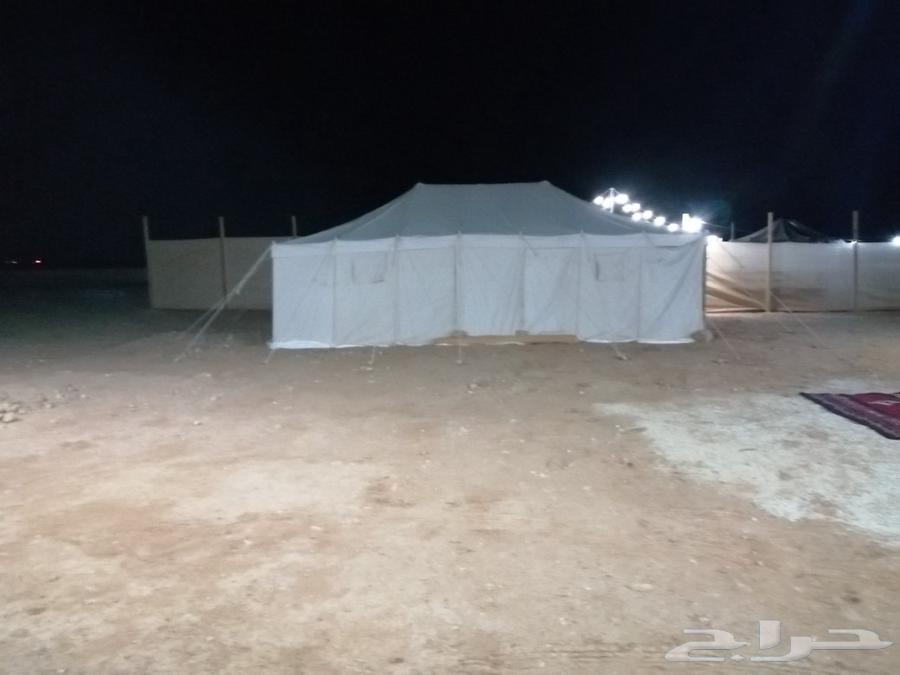 للايجار مخيم المنتزه البري