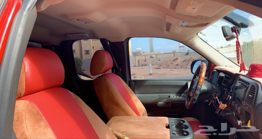 سيلفرادو 2007 غمارة ونصف دبل للبيع
