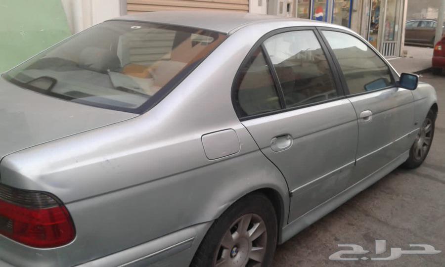السيارة   BMW المديل   1997 حالة السيارة   مستعمله الوقود