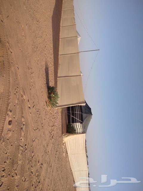 مخيمات للايجار اليومي والاسبوعي الموقع رماح