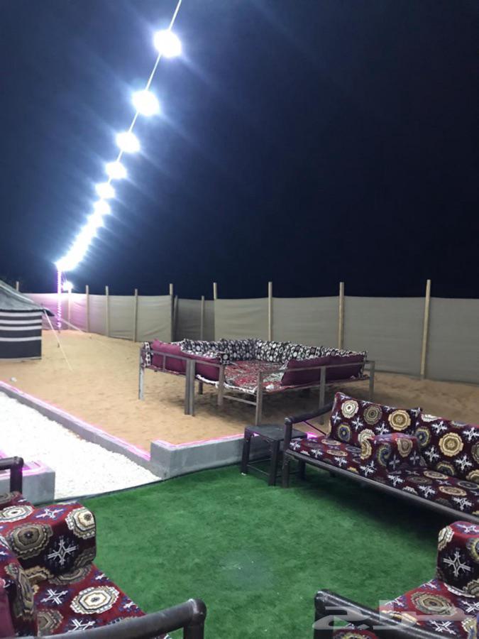مخيم للايجار الخرج