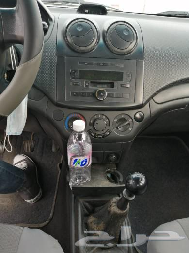 سيارة افيو موديل 2007