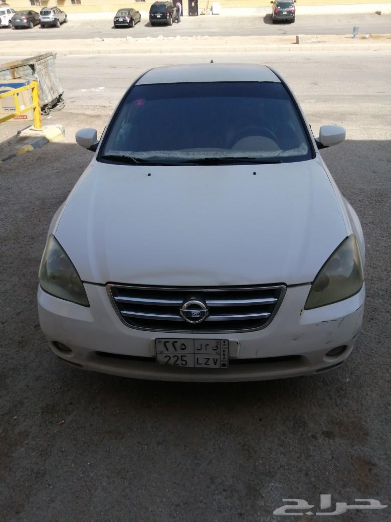 سيارة التيما 2007