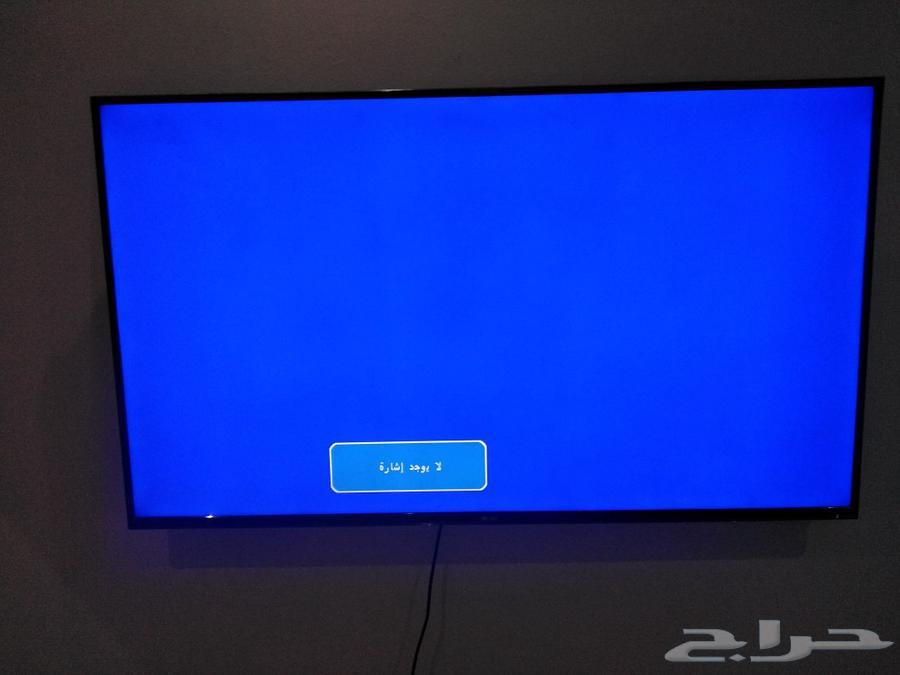 شاشه الشركه KMC بدون سمارت TV