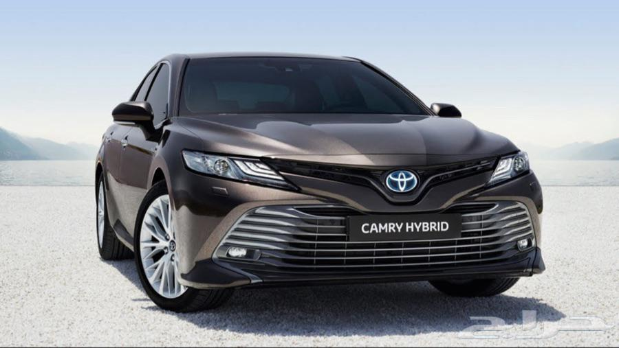 حراج السيارات كامري 2021