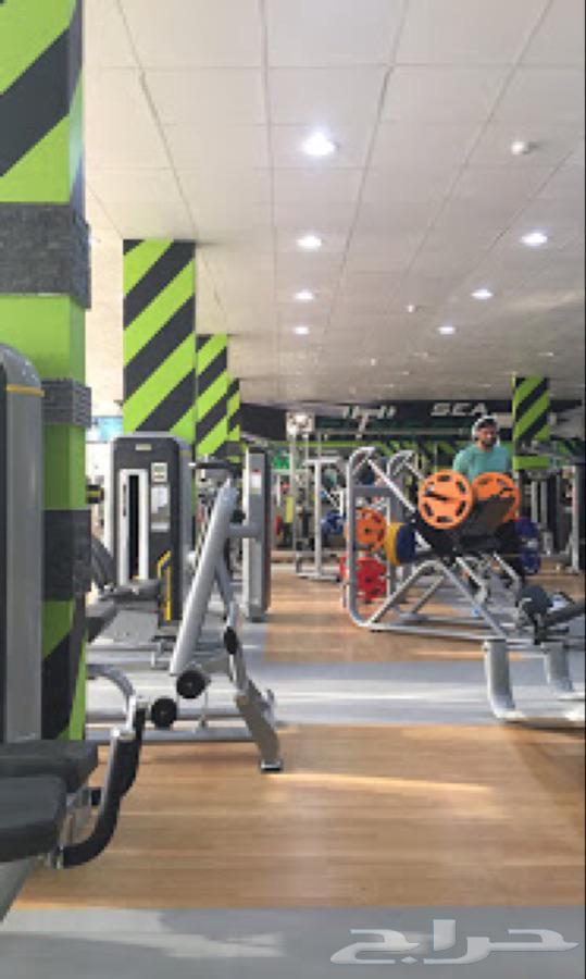 اشتراك نادي Fitness Sea 4 اشهر للبيع