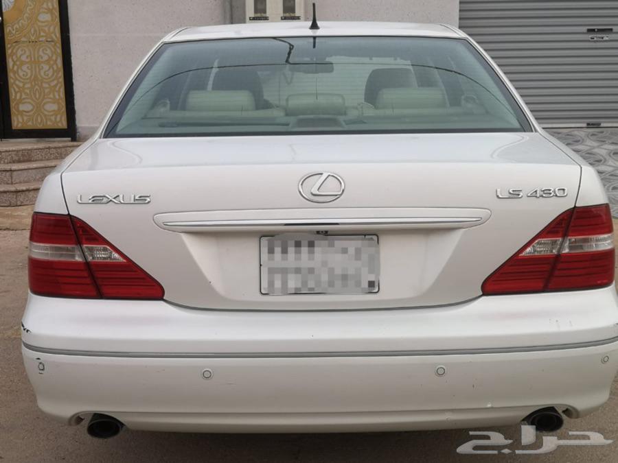 لكزس LS 430 2005