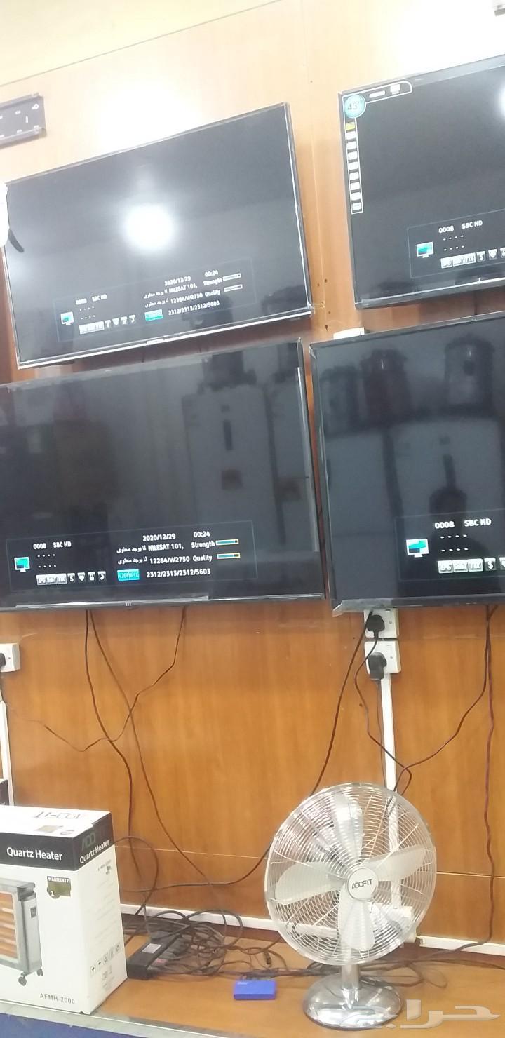 وشاشات تلفزيون سمارت 4k