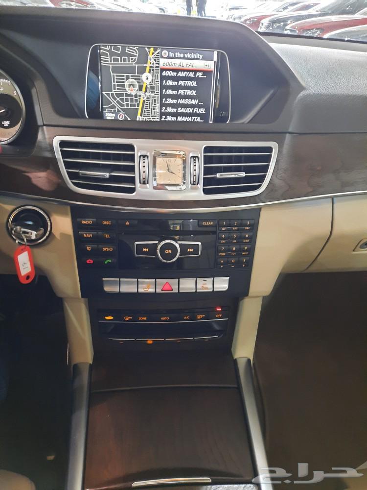 مرسيدس2015 E300