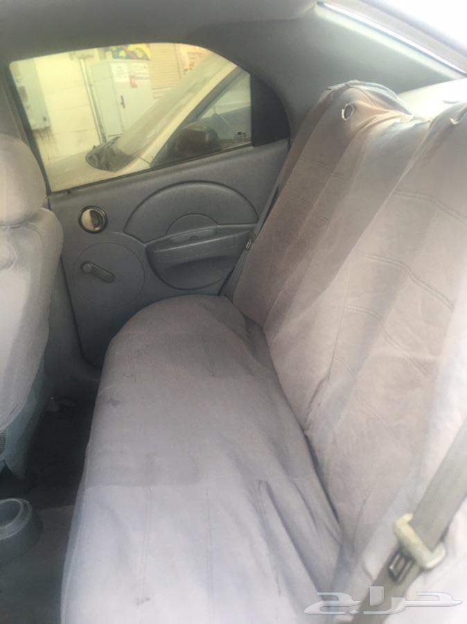 شيفروليه أفيو موديل 2005 ع الشرط السيارة ما تشتكي من شيء