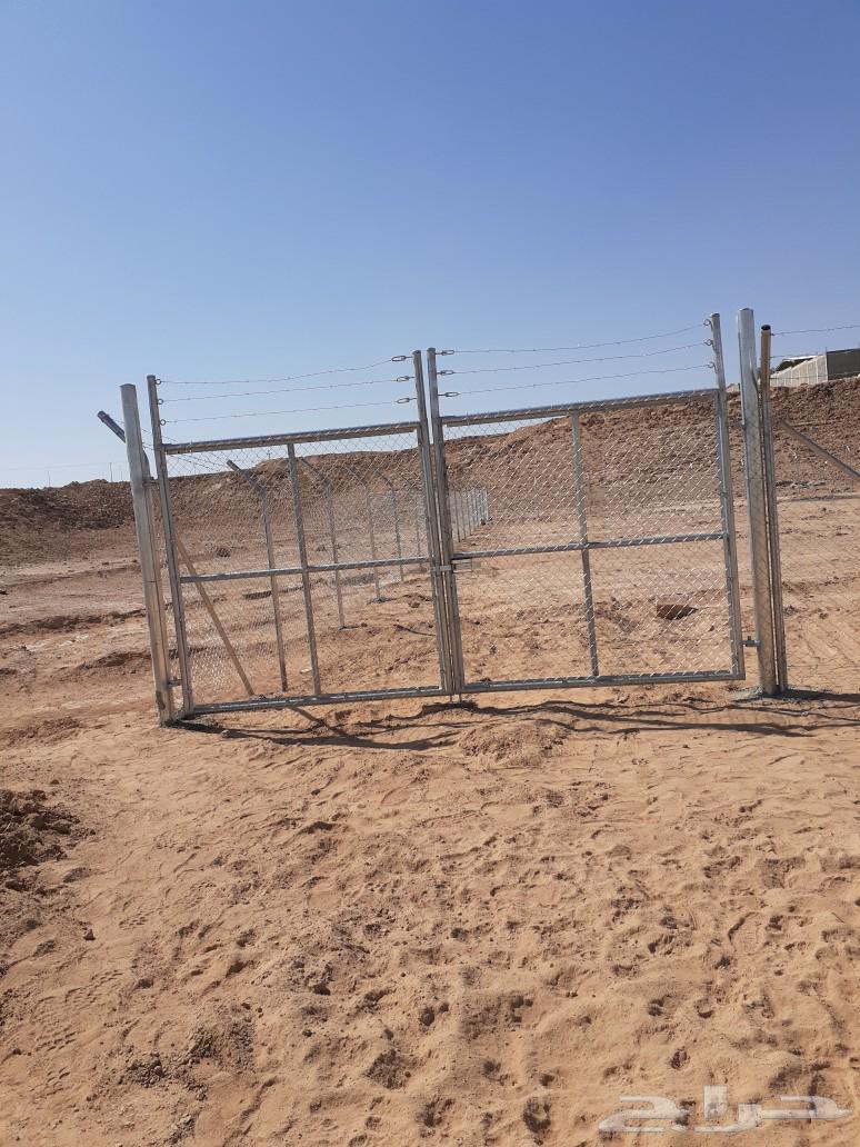مقاول شبوك مزارع والكسارات 0539063387