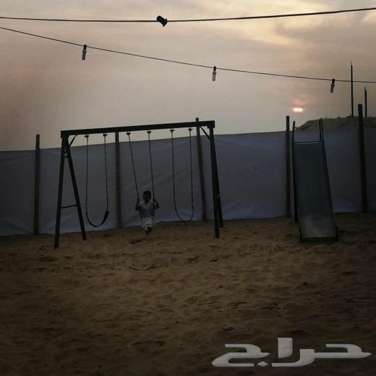 مخيم الأصيل للايجار اليومي بالدمام