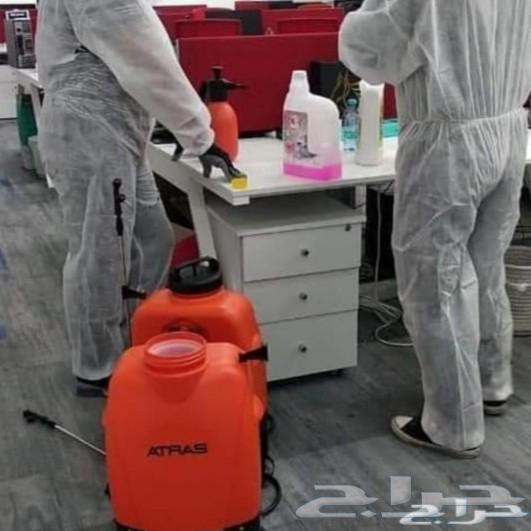 شركه رش مبيدات بجده شركه نظافة خزانات