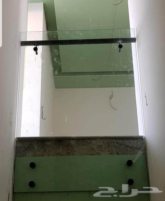 مصنع المنيوم دربزين زجاج ( تكنولوجيا )