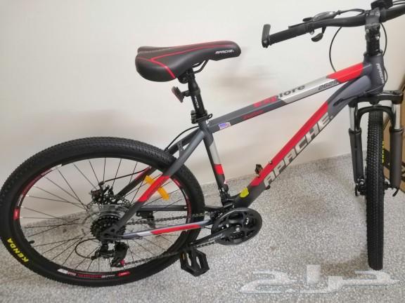 دراجة رياضية سيكل اباتشي APACHE