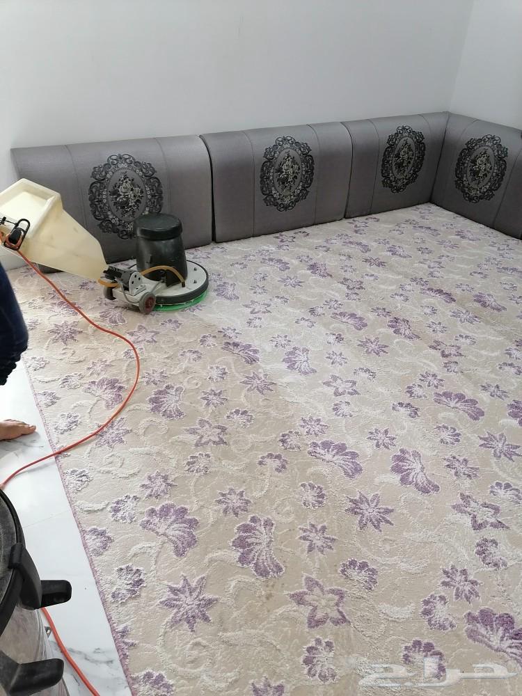 شركة تنظيف خزانات غسيل سجاد كنب مجالس مكيفات