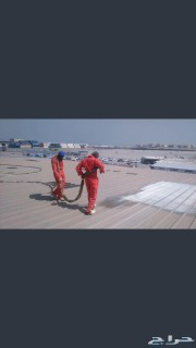 شركة عزل أسطح وخزانات بالدمام